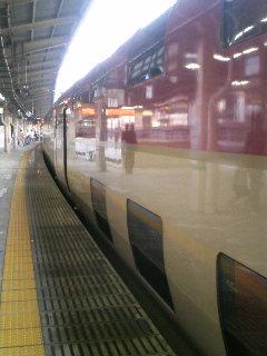 東京に戻ってきた